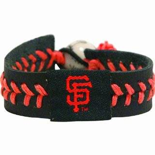 MLB San Francisco Giants Lou Seal Mascot Baseball Bracelet