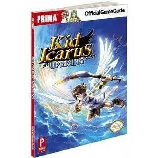 Kid Icarus Uprising Power of Flight AR Idol Card
