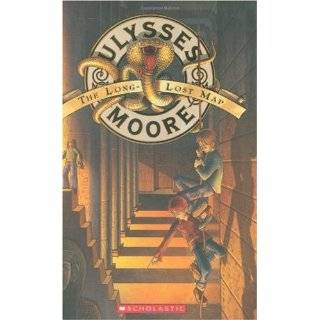Ulysses Moore Book: The Door To Time [Bargain Price] [Hardcover]