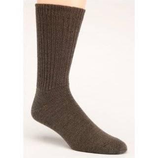 Diabetic Merino Wool Sensitive Foot Dress Sock (2 Pairs) Clothing