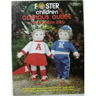 Foster Children Soft Sculpture Dolls Esther Lee Foster Books