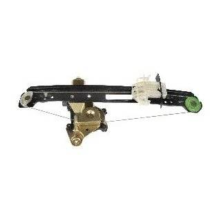 741 874 Ford Focus Front Driver Side Power Window Regulator with Motor
