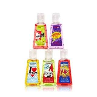 Bath and Body Works PocketBac Anti Bacterial Hand Gel Limited Edtion
