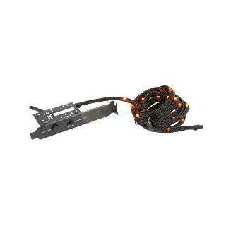 NZXT Sleeved LED Case Light Kit (Orange) 1 Meter CB LED10