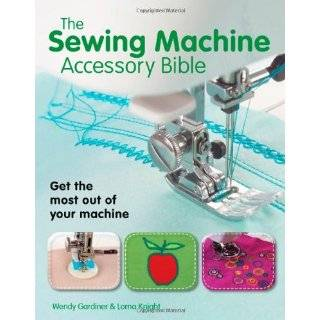 Flower Stitch Sewing Machine Presser Foot   Fits All Low Shank Singer