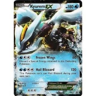 Pokemon   Kyurem EX (BW37)   Pokemon Promos   Holofoil