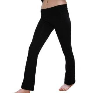 American Apparel Womens Stretch Cotton Yoga Pant Clothing
