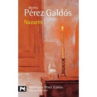 Historia Universal de le Literatura, 11) Benito Perez Galdos Books