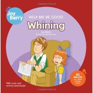 A childrens book about being bossy Joy Berry Books