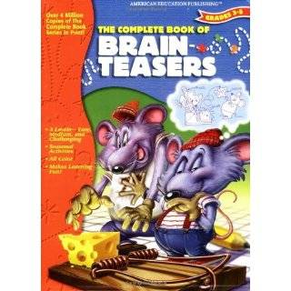 Brain Teasers Over 180 Quick Activities & Worksheets That Make Kids