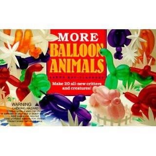 Balloon Twisting Techniques (9780964849747) Larry Moss Books