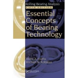 Bearing Technology, Rolling Bearing Analysis, Fifth Edition (Rolling