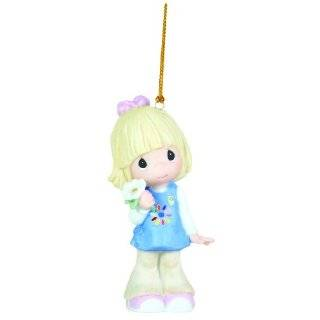 Precious Moments Girl Scouts Junior Ornament
