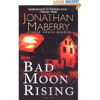 Bad Moon Rising by Jonathan Maberry ( Mass Market Paperback   May 1