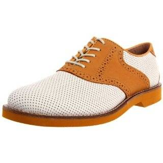 MENS Saddle Shoes Vintage Costume Shoes Black White Oxfords Shoes