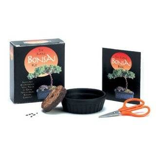Mini Bonsai Kit (9780762409747): Running Press, Robert W. King: Books