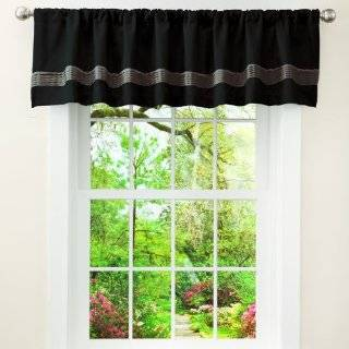 Dayita Solid Color Balloon Valance Curtain 80 Inch by 16