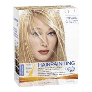 Nice n Easy Hairpainting Blonde Hair Highlights 1 Kit (Pack of 3