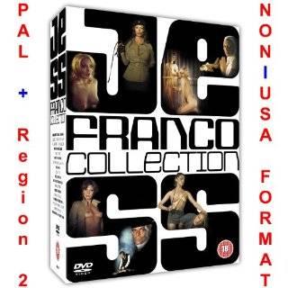 Jess Franco Collection 8 DVD Box Set (Love Camp / Love