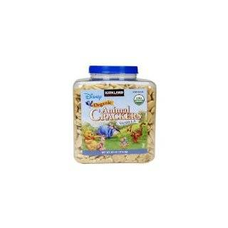Healthy helpings Natural Animal Crackers 100 Calorie Packs 12 Original