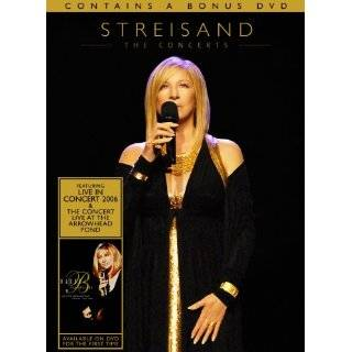 Streisand   The Concert Live at the MGM Grand Barbra Streisand