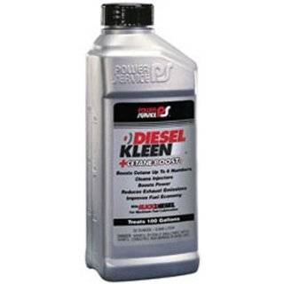 Diesel Power 15211 Performance Improver and Cetane Booster   12 Fl oz