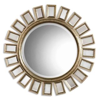 Uttermost Cyrus Round Silver Mirror Today $301.40 5.0 (1 reviews