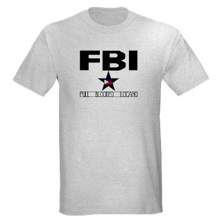 Asian Gifts > Asian T shirts > FBI   FULL BLOODED ILOCANO Ash Grey T