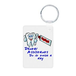 Cartoon Gifts > Cartoon Auto > Dental Assistants Aluminum Photo