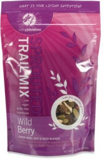 Living Intentions Sprouted Trail Mix