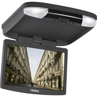 Clarion 15.4 inch Overhead Entertainment Digital Monitor