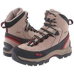 Salomon Alp 7 GTX Petrus/Black/Foundation