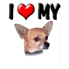 Cartoon Chihuahua Posters & Prints