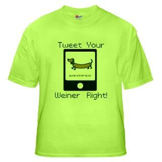Tweet Your Weiner Right : Wiener Tales