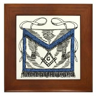 Masonic Apron No. 2 : Masonic Designs