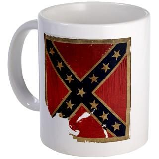Confederate Flag Coffee Mugs  Confederate Flag Travel Mugs