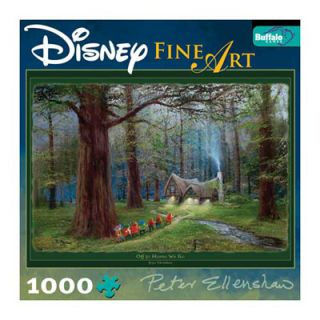 Disney Fine Art Cinderellas Grand Arrival 1000 Piece Puzzle