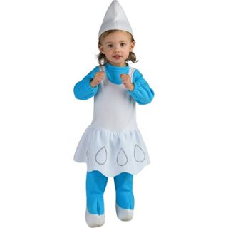 The Smurfs Smurfette Infant Costume   Size 6 12 Months