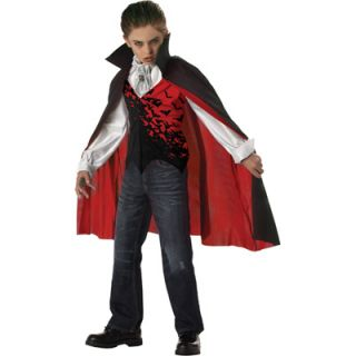 Prince of Darkness Boys Costume   Sizes M L