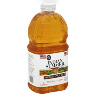 Indian Summer Premium Apple Juice   1 Bottle (64 fl oz)