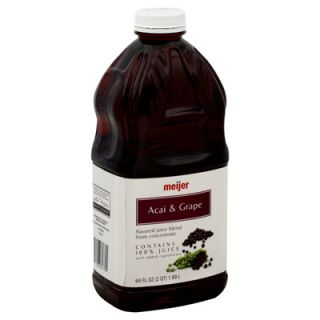 Acai and Grape Flavored Juice Blend   1 Bottle (64 fl oz)