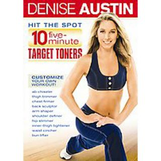Denise Austin   Hit the Spot: 10 Five Minute Target Toners   Full