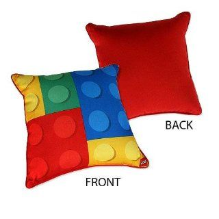 Lego Classic Decorator Pillow by Dan River Home Fashions