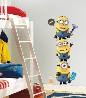 RoomMates RMK2081GM Despicable Me 2 Minions Giant Peel and Stick Giant