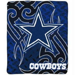 Dallas Cowboys   Burst Fleece Blanket
