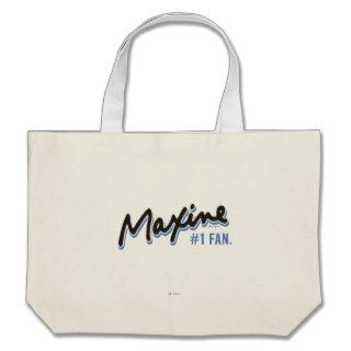 Maxine Number 1 Fan Tote Bag