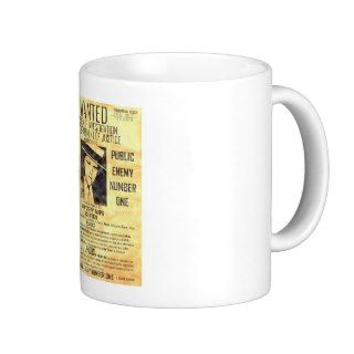 Al Karpis Wanted Public Enemy Number One Mugs