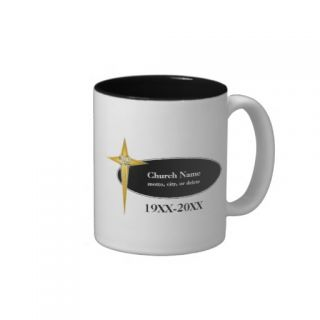 50 Year Church Anniversary Mugs