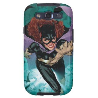 The New 52   Batgirl #1 Galaxy S3 Covers