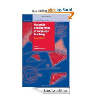 Materials Development in Language Teaching (Cambridge Language